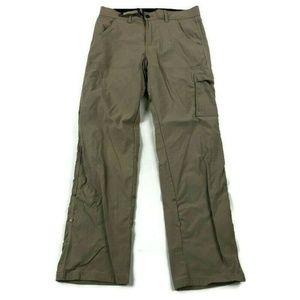 Prana Breathe Cargo Nylon Roll Up Pants